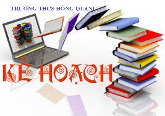Hong Quang Anh Ke hoach